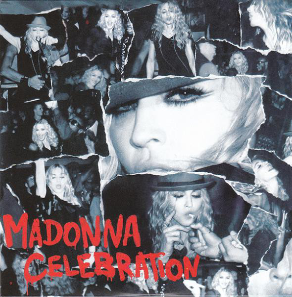 CELEBRATION CD SINGLE   FRANCE 2/   MADONNA-CD-DISQUES-RECORDS-BOUTIQUE VINYLES-SHOP-COLLECTORS-ST