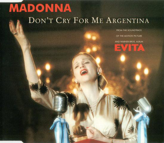 DON'T CRY  CD MAXI  EUROPE /  MADONNA-CD-DISQUES-RECORDS-BOUTIQUE VINYLES-SHOP-COLLECTORS-STORE