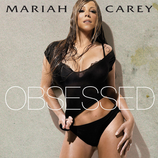 OBSESSED CD SAMPLER FRANCE  / MARIAH CAREY-CD-DISQUES-VINYLES-SHOP-COLLECTORS-STORE