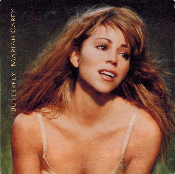 BUTTERFLY CD SINGLE EUROPE  MARIAH CAREY-RECORDS-STORE-LPS-VINYLS-SHOP-COLLECTORS-AWARDS