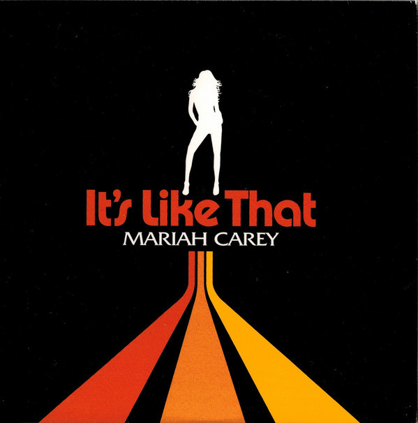 IT'S LIKE THAT CD SINGLE  FRANCE   MARIAH CAREY-RECORDS-STORE-LPS-VINYLS-SHOP-COLLECTORS-AWARDS