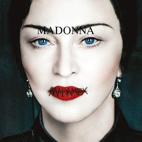 MADAME  X   CD EUROPE 2019 / MADONNA-CD-DISQUES-BOUTIQUE VINYLES-SHOP-COLLECTORS-STORE