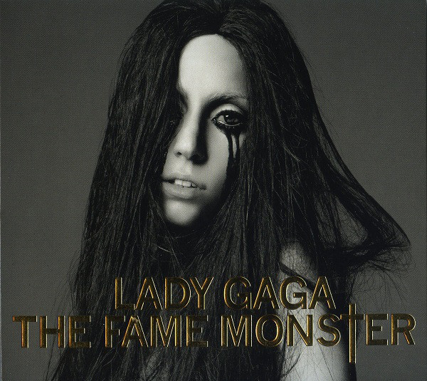 THE FAME MONSTER DIGIPACK FRANCE/ LADY GAGA-CD-DISQUES-RECORDS-BOUTIQUE VINYLES-MUSICSHOP-STORE-SHOP