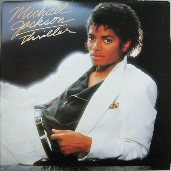 THRILLER 33 T ISRAEL  / MICHAEL JACKSON-CD-DISQUES-RECORDS-VINYLES-STORE-BOUTIQUE