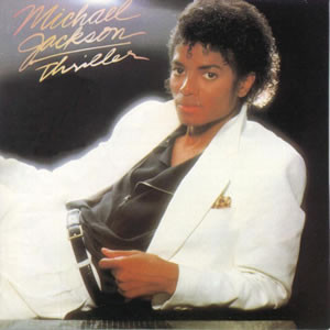 THRILLER 33 T AFRIQUE DU SUD/ MICHAEL JACKSON-CD-DISQUES-RECORDS-VINYLES-STORE-BOUTIQUE