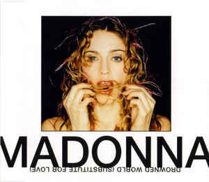 DROWNED WORLD  CD MAXI AFRIQUE  MADONNA-CD-DISQUES-RECORDS-BOUTIQUE VINYLES-SHOP-COLLECTORS-STORE