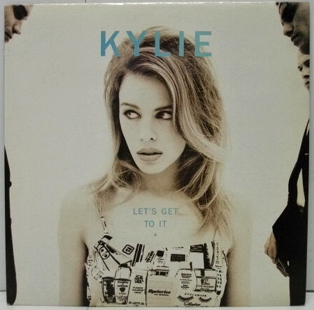 LET'S GE TO IT 33T GRECE /  KYLIE MINOGUE-CD-DISQUES-RECORDS-BOUTIQUE VINYLES-RECORDS
