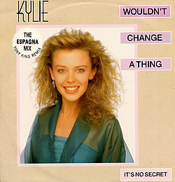 WOULDN'T CHANCE  MAXI 45T  UK /  KYLIE MINOGUE-CD-DISQUES-RECORDS-BOUTIQUE VINYLES-RECORDS