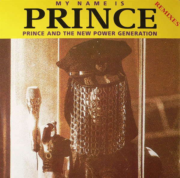 MY NAME IS PRINCE MAXI 45T EUROPE / PRINCE-CD-DISQUES-RECORDS-BOUTIQUE VINYLES-RECORDS