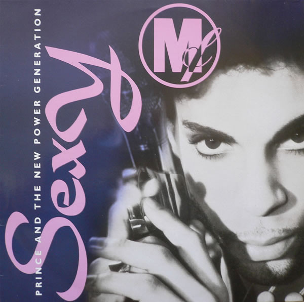SEXY MF  MAXI 45T EUROPE / PRINCE-CD-DISQUES-RECORDS-BOUTIQUE VINYLES-RECORDS