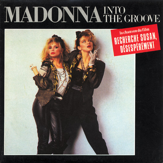 INTO THE GROOVE 45T FRANCE MADONNA-CD-DISQUES-RECORDS-BOUTIQUE VINYLES-SHOP-COLLECTORS