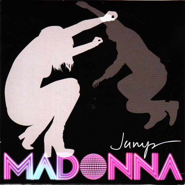 JUMP CD SINGLE EUROPE MADONNA-CD-DISQUES-RECORDS-BOUTIQUE VINYLES-SHOP-COLLECTORS