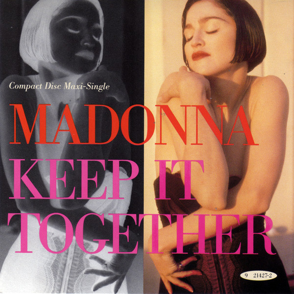 KEEP IT  CD MAXI  USA  MADONNA-CD-DISQUES-RECORDS-BOUTIQUE VINYLES-SHOP-COLLECTORS