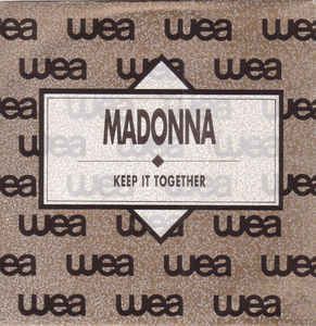 KEEP IT TOGETHER  45T SAMPLER ESPAGNE /   MADONNA-CD-DISQUES-RECORDS-BOUTIQUE VINYLES-SHOP-COLLECTOR