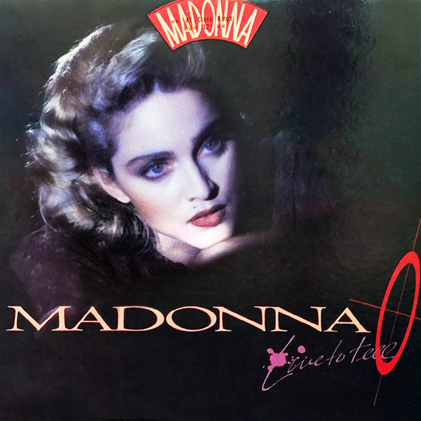 LIVE TO TELL  MAXI 45T COREE no insert  MADONNA-CD-DISQUES-RECORDS-BOUTIQUE VINYLES-SHOP-