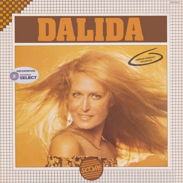 DALIDA LP FRANCE / DALIDA-CD-RECORDS-BOUTIQUE- VINYLS-COLLECTORS-DISQUES