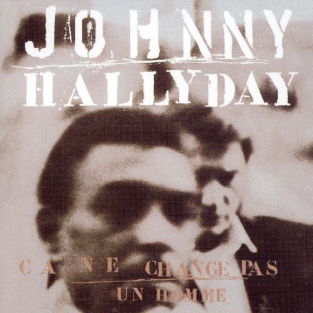 CA NE CHANGE PAS UN HOMME  33T  FRANCE / JOHNNY HALLYDAY-CD-DISQUES-RECORDS-BOUTIQUE VINYLES-RECORDS