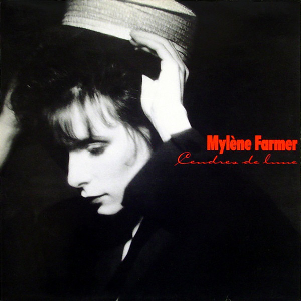 CENDRES DE LUNE  33T CANADA  / MYLENE FARMER-RECORDS-DISQUES-VINYLES-CD- SHOP-
