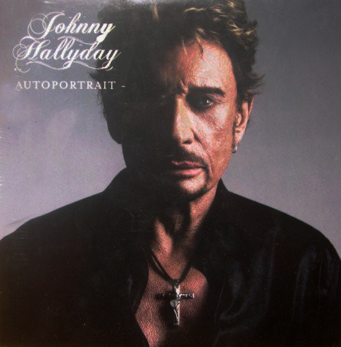 AUTOPORTRAIT 10 INCHES FRANCE  / JOHNNY HALLYDAY-CD-DISQUES-RECORDS-BOUTIQUE VINYLES-RECORDS