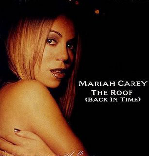THE ROOF 12 MAXI EUROPE  MARIAH CAREY-RECORDS-STORE-LPS-VINYLS-SHOP-COLLECTORS-AWARDS