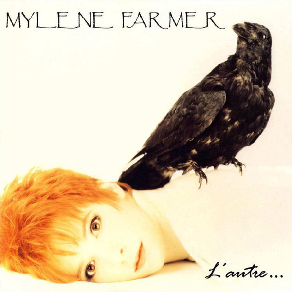 L'AUTRE   33T GRECE  / MYLENE FARMER-RECORDS-DISQUES-VINYLES-CD- SHOP-