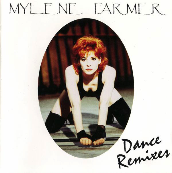 DANCE REMIXES CD  EUROPE  MYLENE FARMER-RECORDS-DISQUES-VINYLES-CD- SHOP-