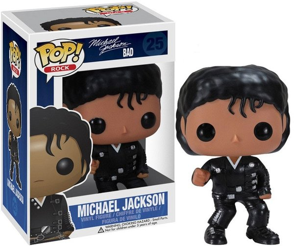 BAD FUNKO POP  / MICHAEL JACKSON-CD-DISQUES-RECORDS-VINYLES-STORE-BOUTIQUE