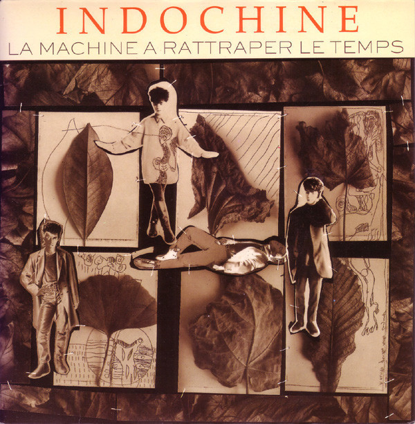 LA MACHINE 45T FRANCE  INDOCHINE-CD-DISQUES-RECORDS-BOUTIQUE VINYLES-RECORDS