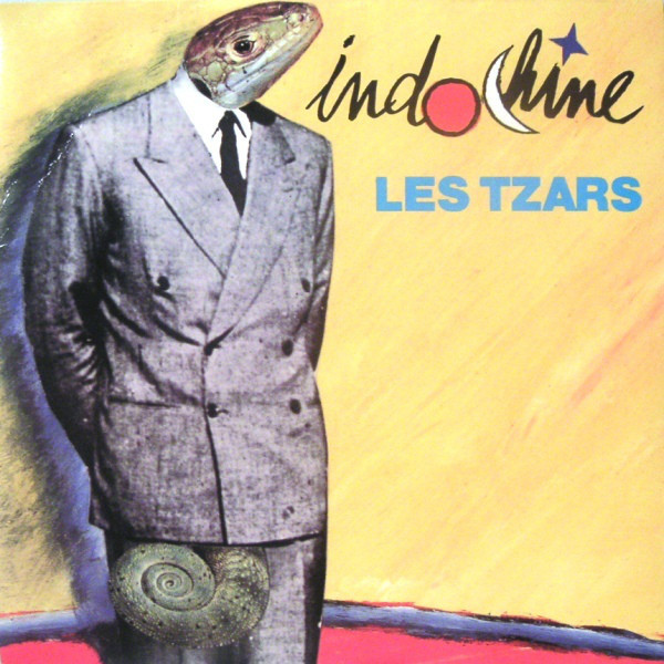 LES TZARS 45T FRANCE  INDOCHINE-CD-DISQUES-RECORDS-BOUTIQUE VINYLES-RECORDS