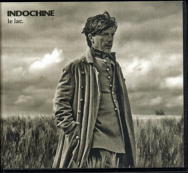 LE LAC CD MAXI SCELLE   INDOCHINE-CD-DISQUES-RECORDS-BOUTIQUE VINYLES-RECORDS