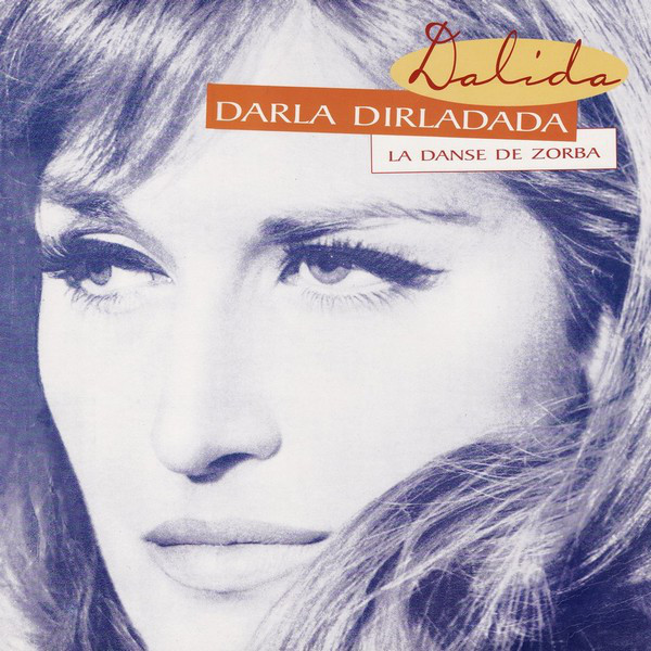 DARLA DIRLADADA 12 MAXI FRANCE / DALIDA-CD-RECORDS-BOUTIQUE- VINYLS-COLLECTORS-DISQUES