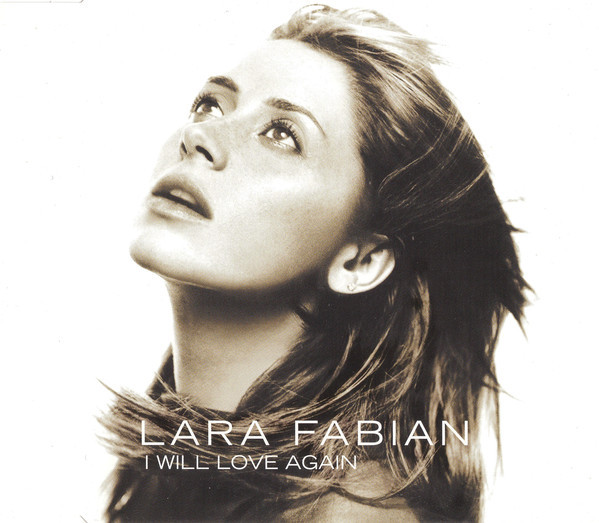 I LL WILL LOVE AGAIN CD MAXI  LARA FABIAN-BOUTIQUE-VINYLES-DISQUES-RECORDS-DISQUES-VINYLES-CD- SHOP-