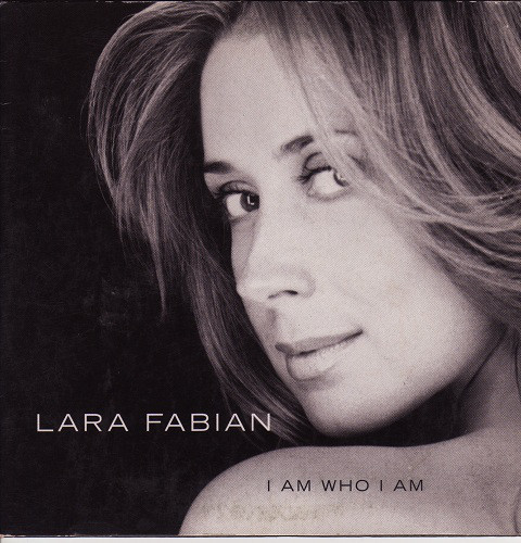 I AM  WHO I AM CD SINGLE  LARA FABIAN-BOUTIQUE-VINYLES-DISQUES-RECORDS-DISQUES-VINYLES-CD- SHOP-