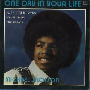 ONE DAY IN YOUR LIFE 45T BRESIL MICHAEL JACKSON-CD-DISQUES-RECORDS-VINYLES-STORE-BOUTIQUE