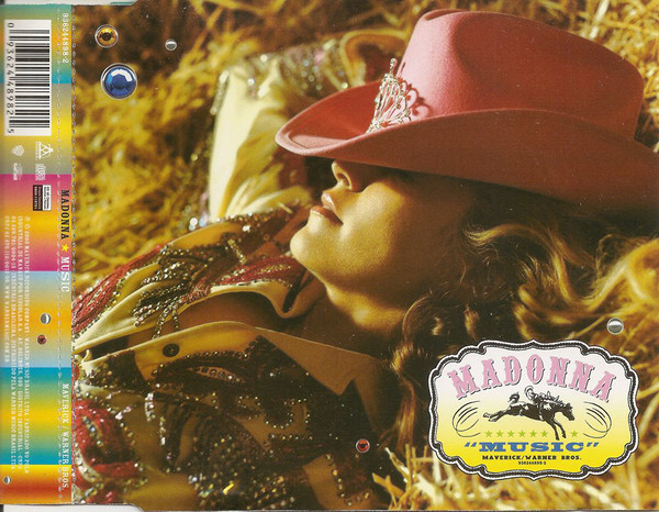 MUSIC CD MAXI   BRESIL MADONNA-CD-DISQUES--BOUTIQUE VINYLES-SHOP-LPS-STORE-SHOP-COLLECTO