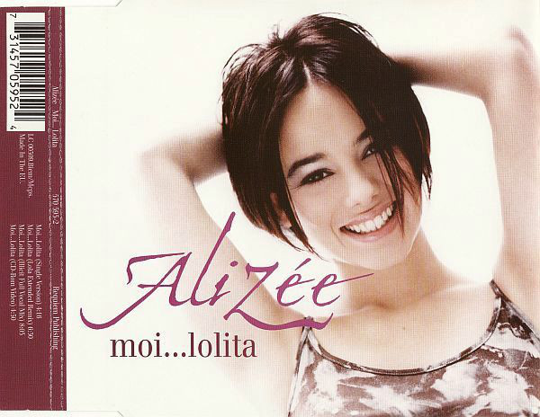 MOI LOLITA CD MAXI UK SCELLE   ALIZEE-BOUTIQUE-VINYLES-DISQUES-RECORDS-DISQUES-VINYLE-SHOP-