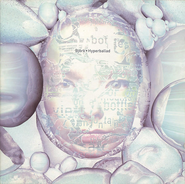 HYPERBALLAD CD MAXI UK / BJORK-BOUTIQUE-VINYLES-DISQUES-RECORDS-DISQUES-VINYLES-CD- SHOP-