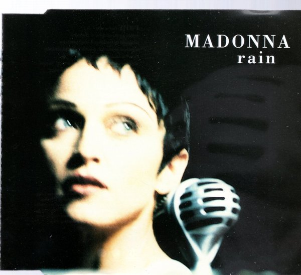 RAIN CD MAXI Uk MADONNA-DISQUES-BOUTIQUE VINYLES-SHOP-LPS-STORE-SHOP-STORE-LPS