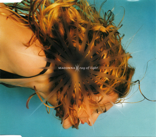 RAY OF LIGHT CD MAXI EUROPE MADONNA-DISQUES-BOUTIQUE VINYLES-SHOP-LPS-STORE-SHOP-
