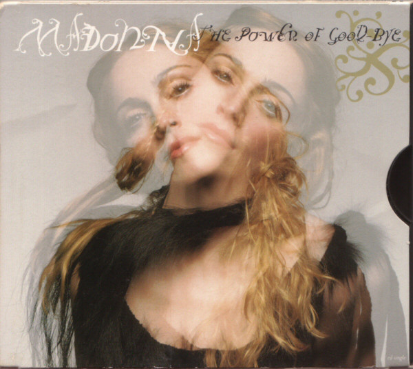 THE POWER OF GOOD BYE CD SINGLE  USA MADONNA-CD-DISQUES-BOUTIQUE VINYLES-SHOP-STORE-LPS-VINYLS