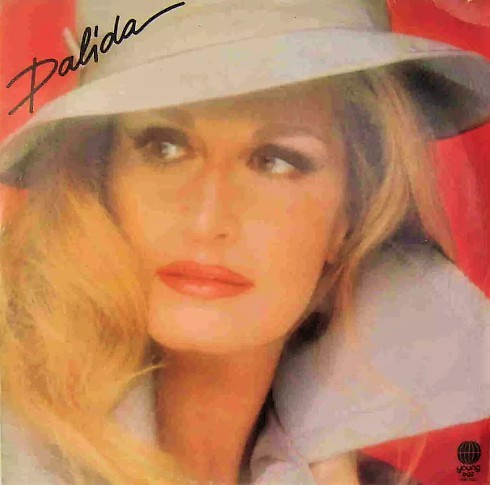 DALIDA 33 T BRESIL /  DALIDA-CD-DISQUES-RECORDS-BOUTIQUE VINYLES-RECORDS