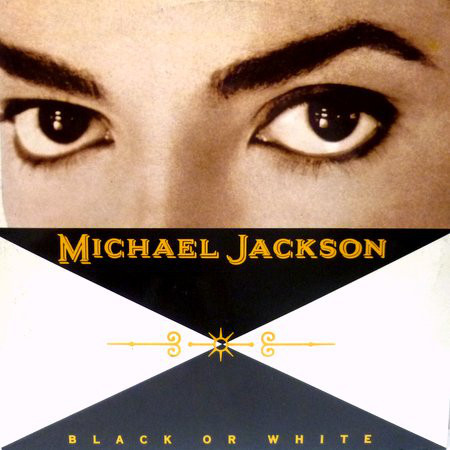 BLACK OR WHITE 12 INCHES MAXI  SPAIN MICHAEL JACKSON  -CD - RECORDS -  BOUTIQUE VINYLES
