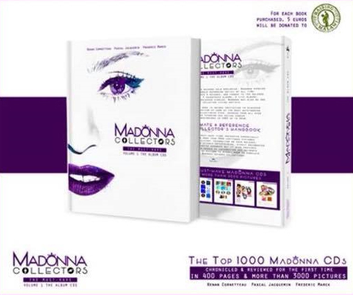 THE COLLECTORS BOOK VOL 1 MADONNA-CD-DISQUES-RECORDS-BOUTIQUE VINYLES-SHOP-STORE-LPS-VINYLS