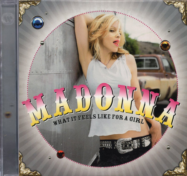WHAT IT FEELS  CD MAXI MALAYSIE MADONNA-CD-DISQUES-BOUTIQUE VINYLES-SHOP-STORE-LPS-VINYLS