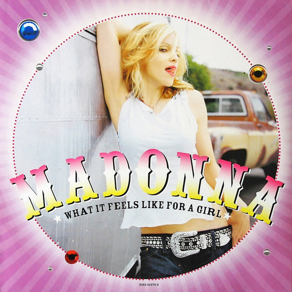 WHAT IT  FEELS  MAXI 45T EUROPE MADONNA-CD-DISQUES-BOUTIQUE VINYLES-SHOP-STORE-LPS-VINYLS