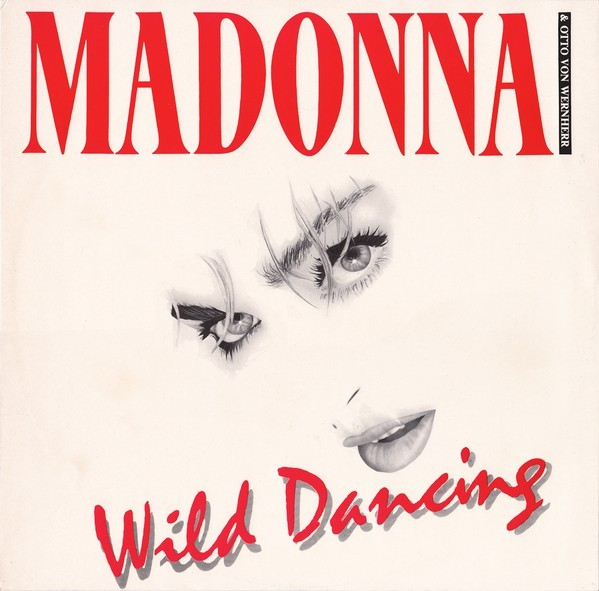 WILD DANCING CD MAXI  UK  MADONNA-CD-DISQUES-BOUTIQUE VINYLES-SHOP-STORE-LPS-VINYLS