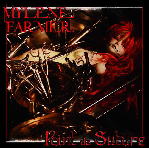 POINT DE SUTURE 33T 2009 SCELLE  / MYLENE FARMER-RECORDS-DISQUES-VINYLES-CD- SHOP-