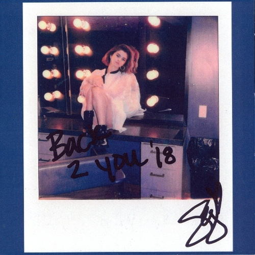 BACK TO YOU  CD SAMPLER FRANCE /SELENA GOMEZ-CD-DISQUES-RECORDS-BOUTIQUE VINYLES-SHOP-VINYLS