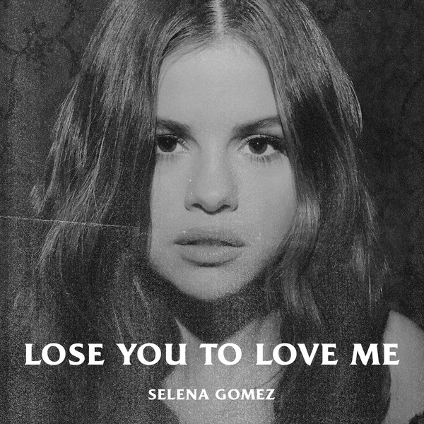 LOSE YOU TO LOVE ME CD SAMPLER FRANCE /SELENA GOMEZ-CD-DISQUES-RECORDS-BOUTIQUE VINYLES-SHOP-VINYLS