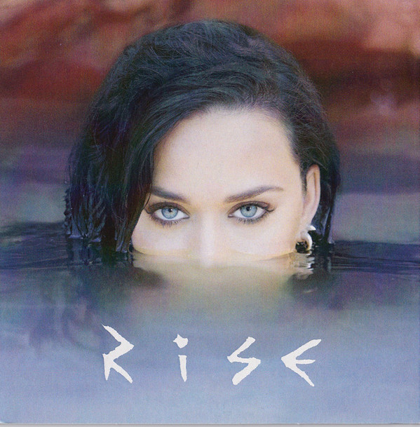 RISE CD SAMPLER FRANCE /KATY PERRY-CD-DISQUES-RECORDS-BOUTIQUE VINYLES-SHOP-VINYLS
